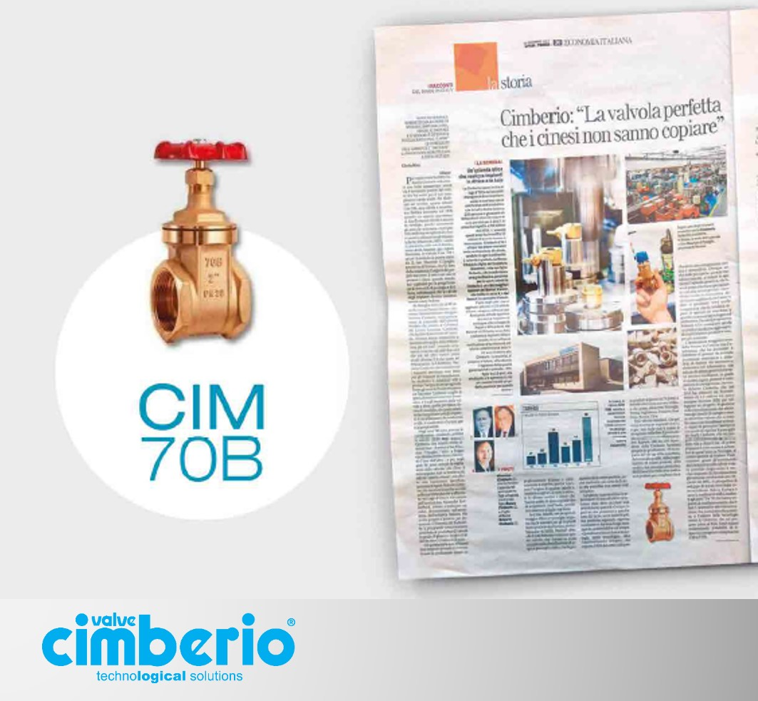 Inimitable CIM70B: